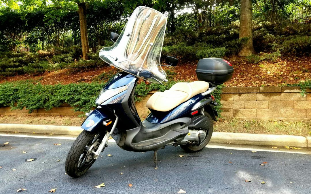 Vespa Stories: Sometimes we can't help ourselves with our ECU Tunes