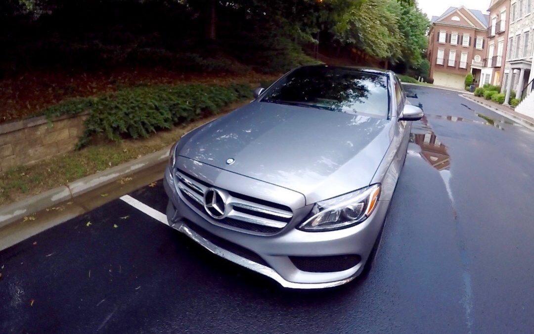 C300 Mercedes Benz Tuning: 2016 Mercedes-Benz Turbo 4MATIC
