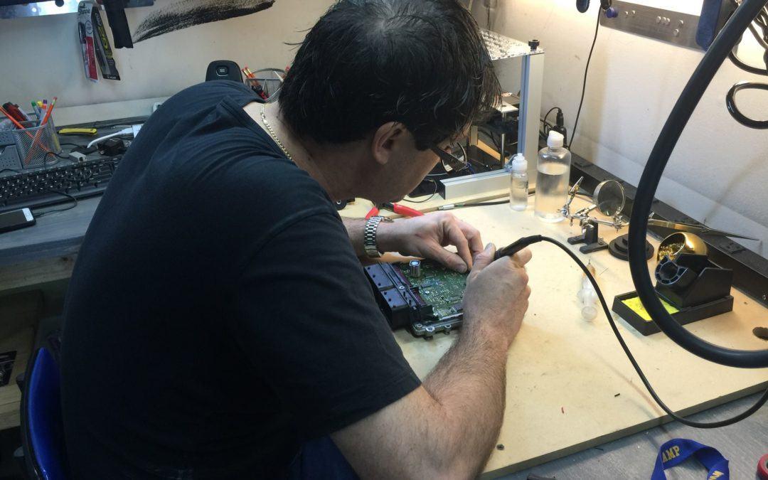 In need of a Mercedes ECM Replacement Mercedes ECU Repair?