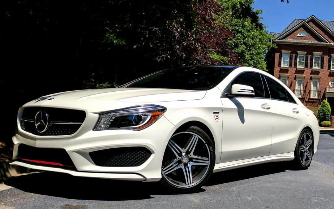 Mercedes Tuning Perfecting Mercedes Benz CLA250