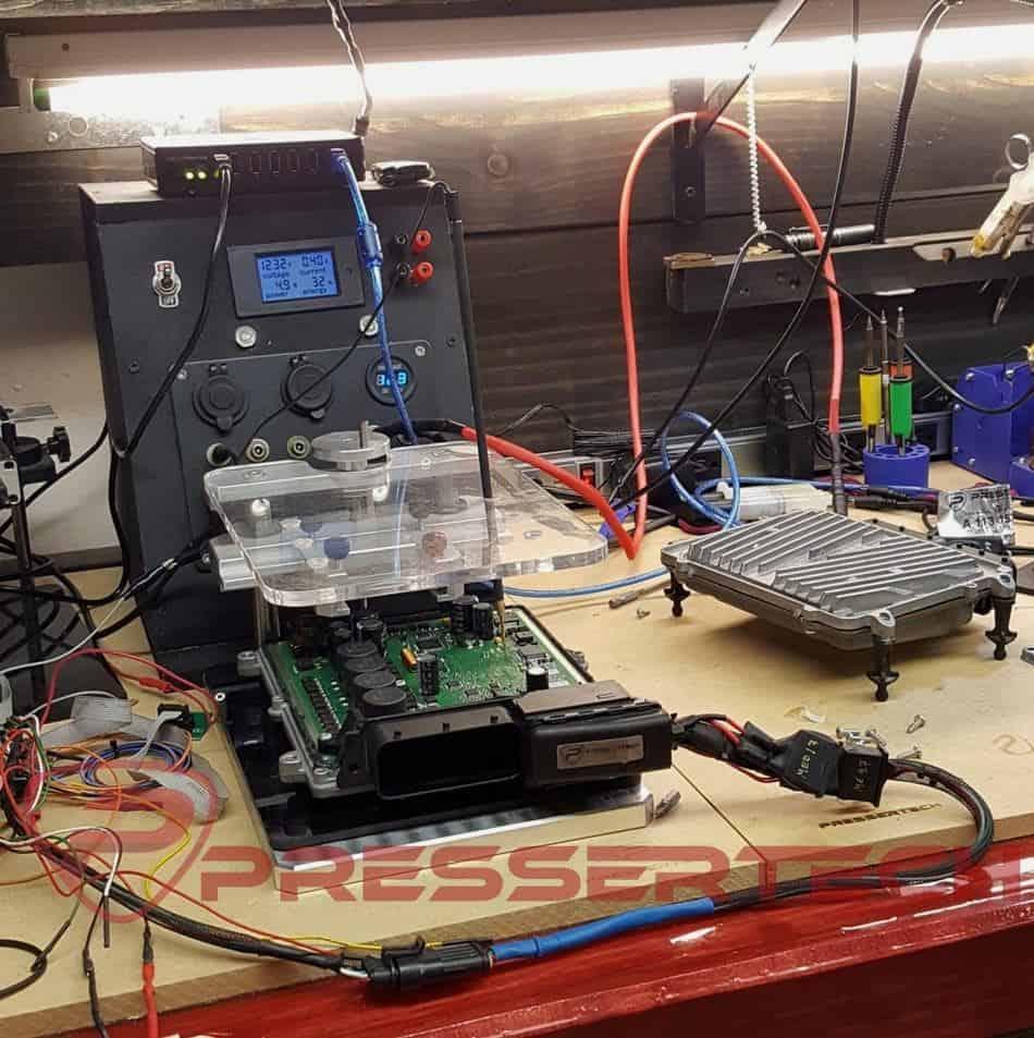 Mercedes ecu repair pressertech for Mercedes benz ecu repair