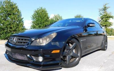 Mercedes Tuning CLS550 4.7 Liter Twin Turbo W218