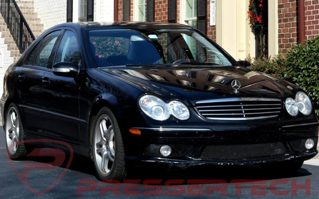 Supercharged 2004 C230 Performance Mercedes Tuners