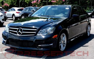 Mercedes Performance Tune C250