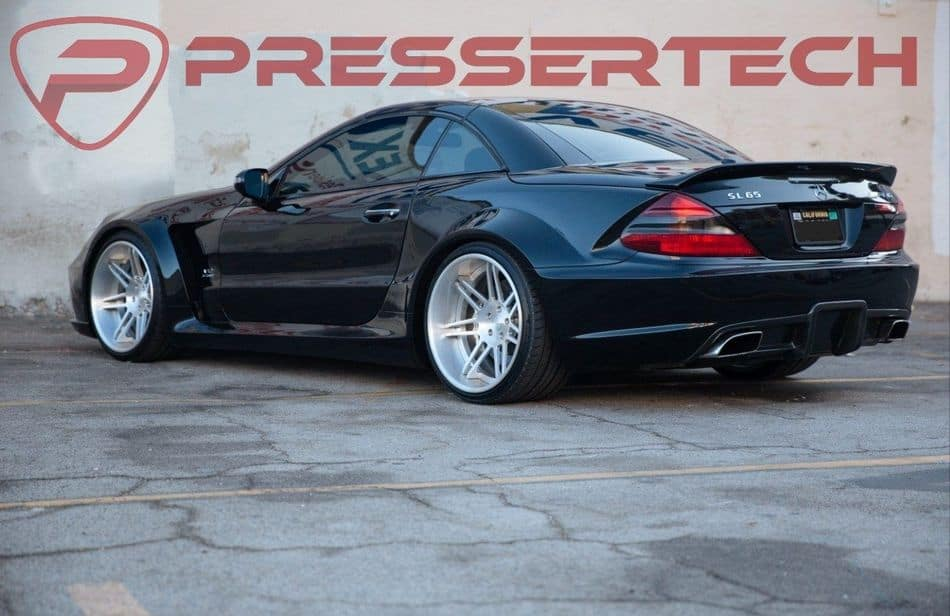 Mercedes Tuning Black Series SL65 AMG