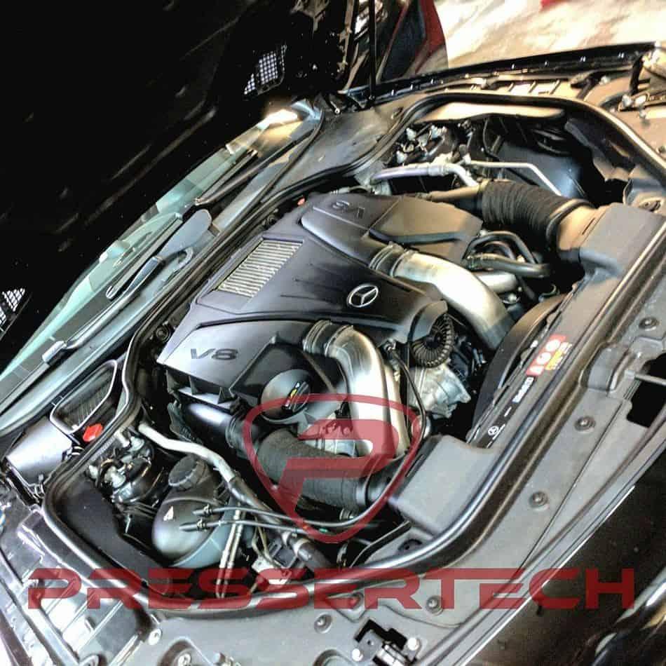 Mercedes M278 Engine Mercedes Performance Tune