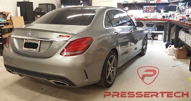 Mercedes C-Class Tune Mercedes C300 Mercedes C-Class Performance