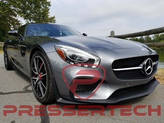Mercedes AMG GTS Review: Stage 2 Tune Creates a Maniacal Demon